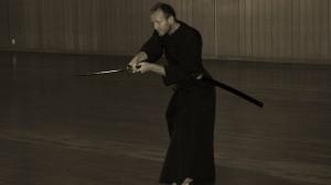 Andreas Quast, at Budokan Okinawa 2011.