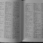 BRD: name index