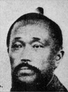 Tomigawa Uēkata Seikei (from Haihan Touji no Jinbutsu, 1915)