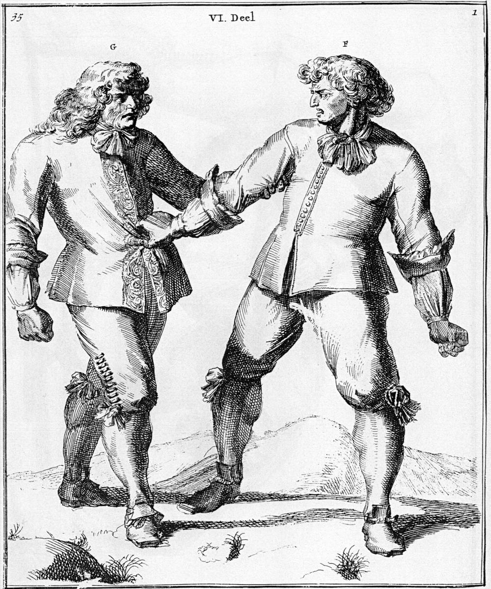 Nicolaes Petter 1674