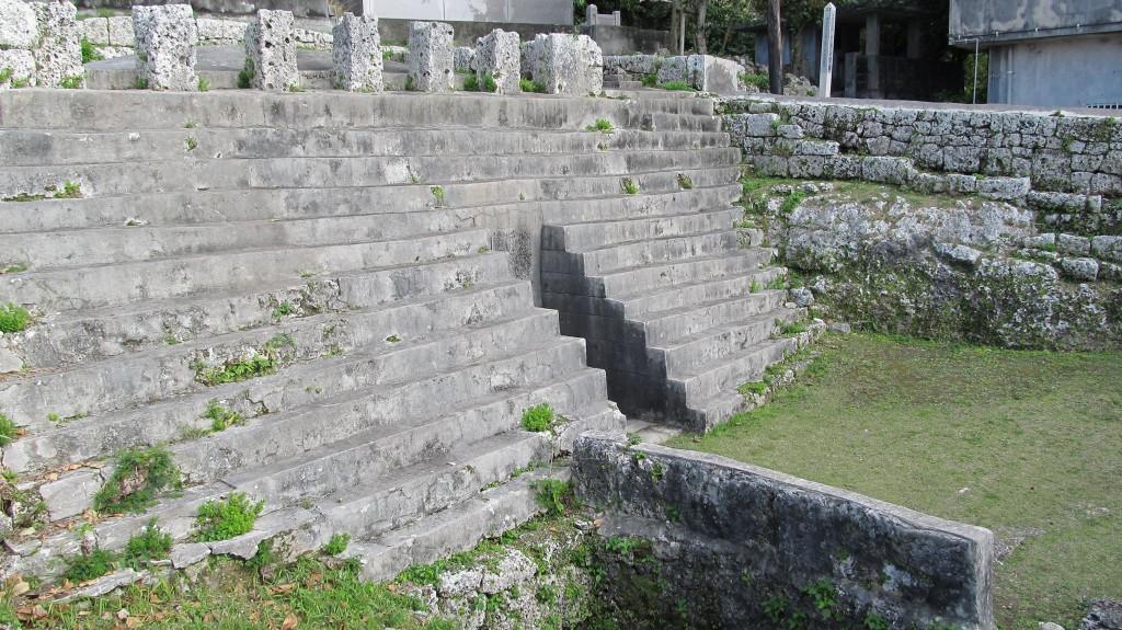 Nakasone Toyomiya's tomb. Photo courtesy of Paul Vermehren.