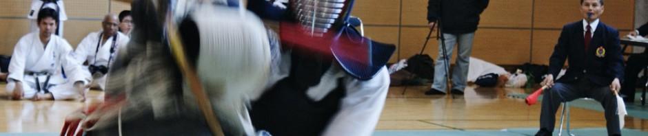 3rd Okinawa Dentō Kobudō Championship, February 13, 2011, Okinawa.
