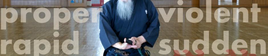 "Hamamoto ""Daryū"" Hisao, Koden Hachimen-ryu Jissen Battōjutsu Hamamoto-den."