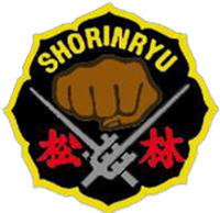 Current Matsubayashi-ryū insigina.