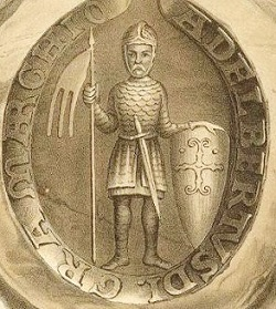Seal of Albert the Bear.