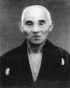 Kedahana Hobuta (1882-1974, photo from the Kedahana family, published by Nakamoto 2007)
