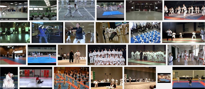 Enbu are an important part of contemporary karate and kobudo culture.