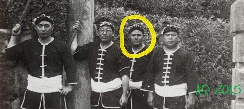 Miyagi Chojun, 1935