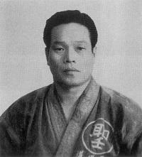 """Hayashi Teruo 1964. in: """"Ryukyu Kobudo Taikan"""" by Taira Shinken."""