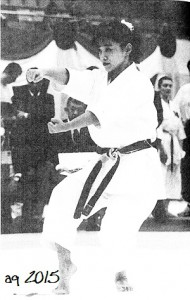 1994, Yokoyama Hisami wins gold at the 12th World Karate Championships (WKF). Since then, Chatan Yara spread to the world as in an explosion.