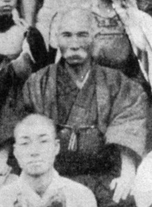 Photo of Itosu Anko. Source. Wikipedia.