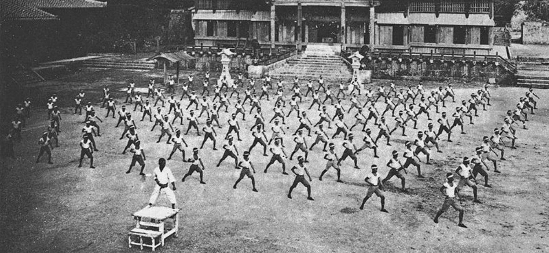 Karate-taiso