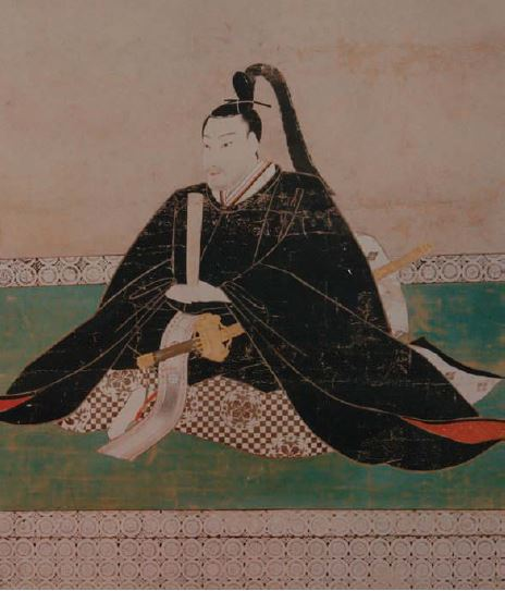 Shimazu Iehisa, from Wikipedia.