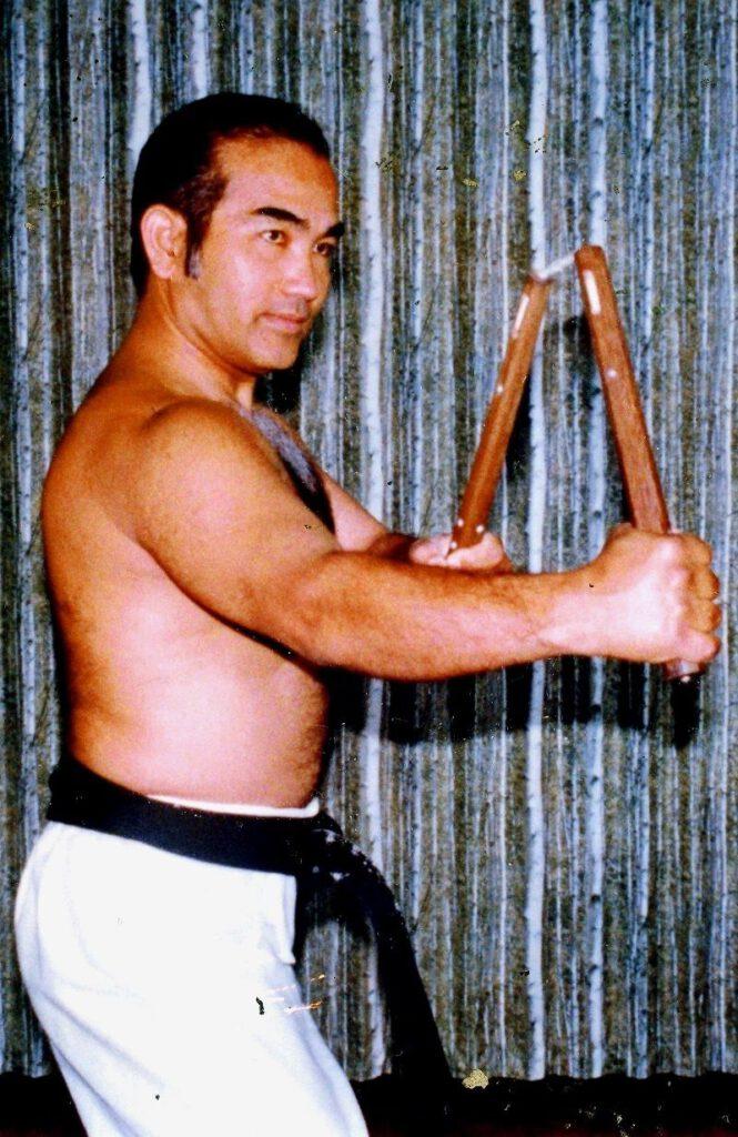 Nakamoto Masahiro at age 42